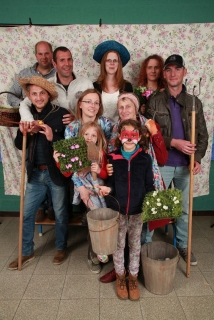 HUISSIGNIES - Jardinage 2017